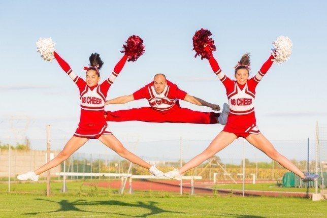 Coaching is not cheerleading