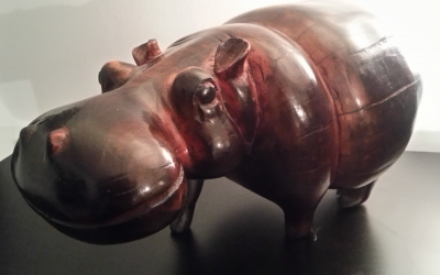 The hippo, the salesman and the significance of shoes