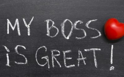 The three things every great boss does